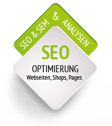 SEO, SEM & Analysen - SEO Optimierung: Webseiten, Shops, Pages